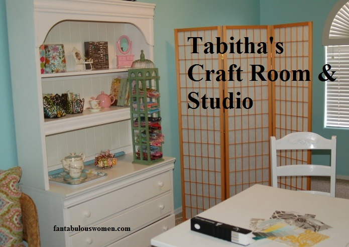fantabulous craft room studio