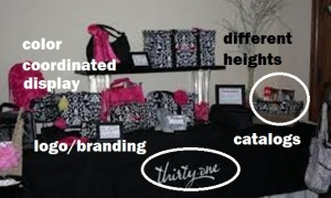 fantabulouswomen.com vendor tips attractive displays